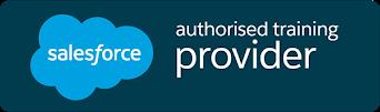 Salesforce auhorised training provider